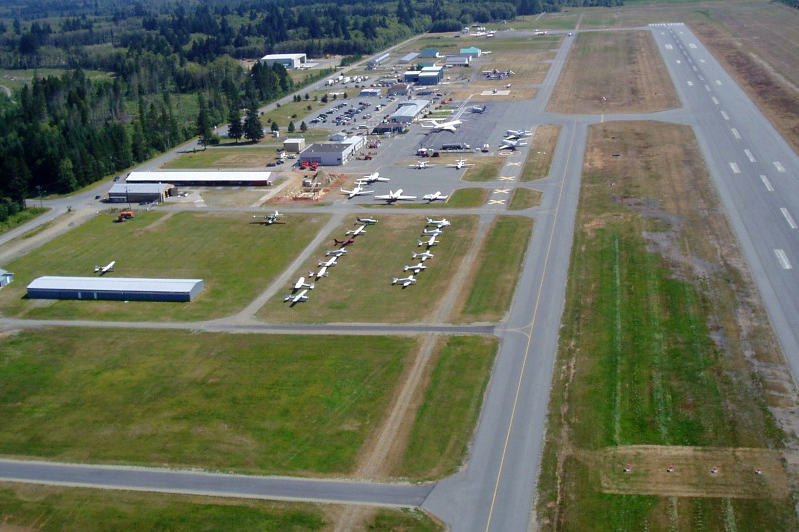 Campbell River Airport